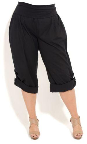 Knit Waistband Beach Pants
