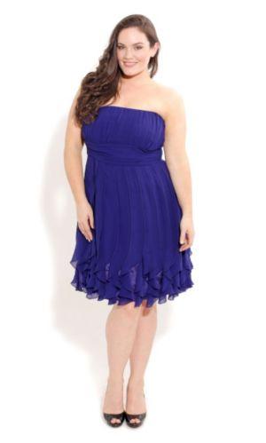 Cassie Ruffle Dress