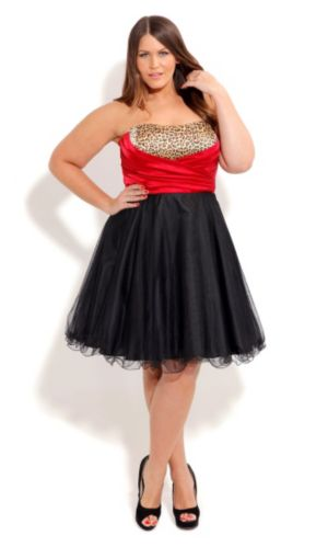 Rockabilly Prom Dress