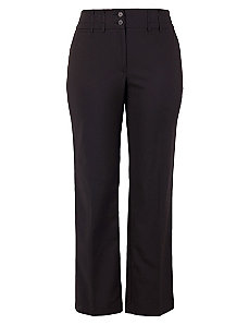 Column Bootleg Pants Regular by City Chic