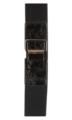 Patent Buckle Belt