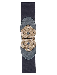 Nautical Rope Belt by City Chic