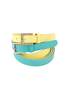Belted Fun 2 Pack by City Chic