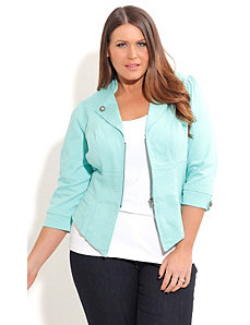 Nautical Jacket by City Chic