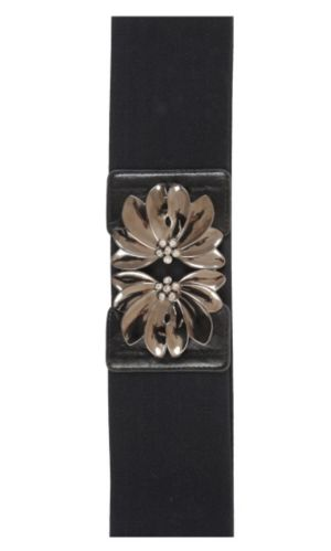 Flower Buckle Belt