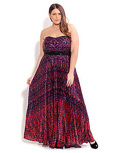 Venus Beaded Maxi by City Chic