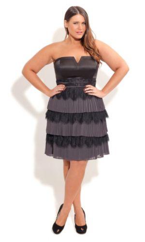 Tiered Tara Dress