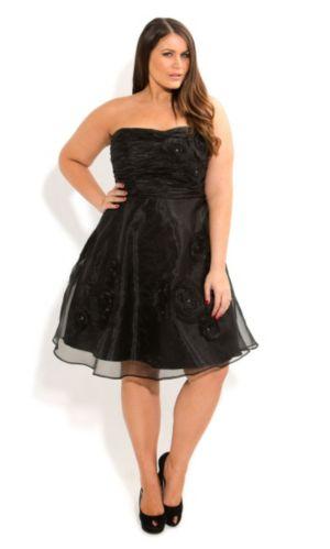Rosette Rachel Dress