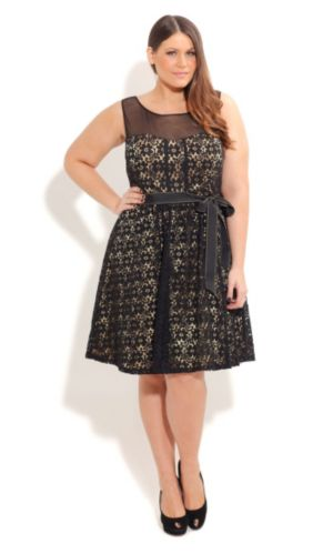 Lace Laura Dress