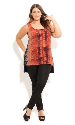 Tribal Panel Top