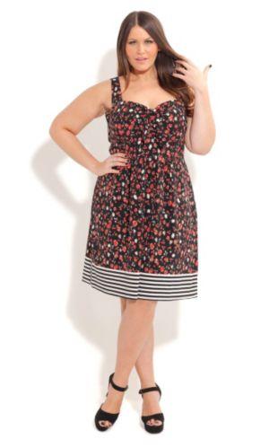 Cherry Charm Dress