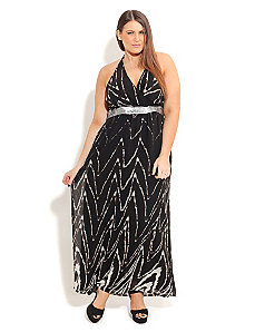 Safari Queen Maxi by City Chic