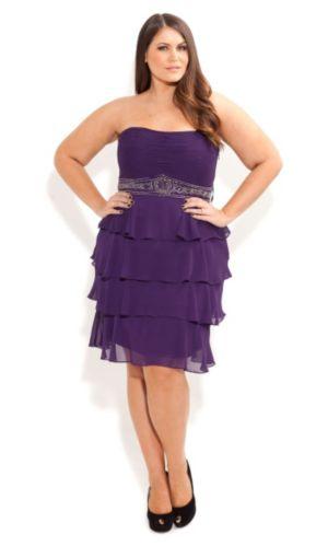 Tiered Tessa Dress