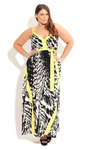 Feather Play Maxi