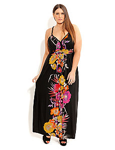 Beautiful Bloom Maxi by City Chic