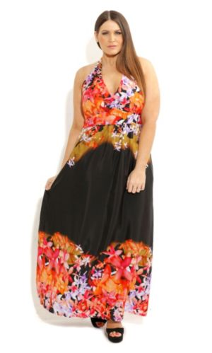 Tropicana Maxi Dress
