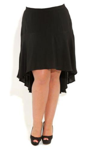 Hi Lo Hem Skirt