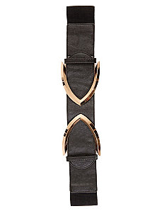 Arrow Buckle Belt by City Chic