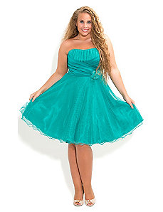 Pretty Mermaid Dress by City Chic