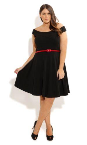 Bridgette Skater Dress