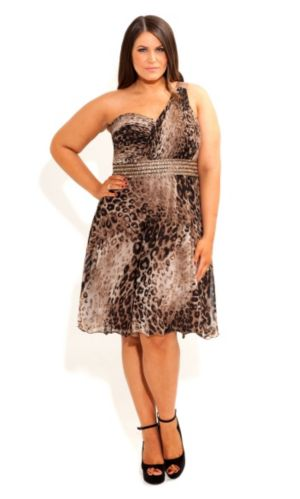 Animal Alana Dress
