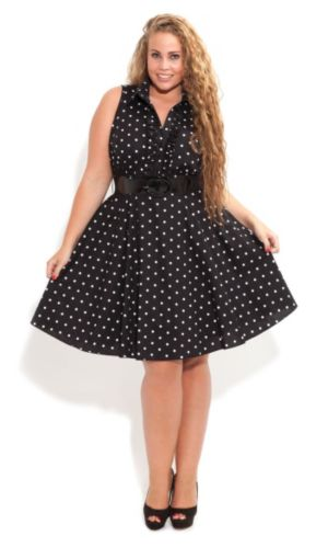 Spotty Dotty Dress