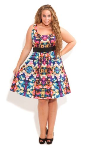 Pansey Dream Dress