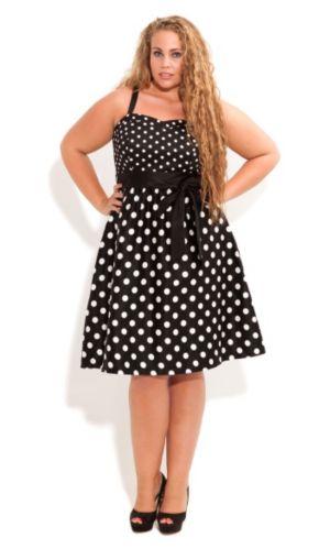 Cute Spot Dress