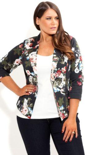 Rosey Jacket
