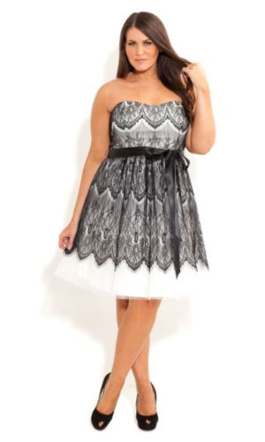 Lace Bradshaw Dress