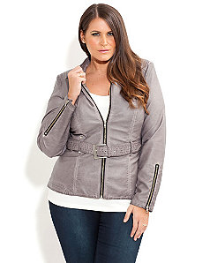 Nahlia Jacket by City Chic
