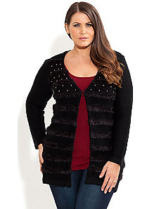 Fantastic Fluff Cardi by City Chic