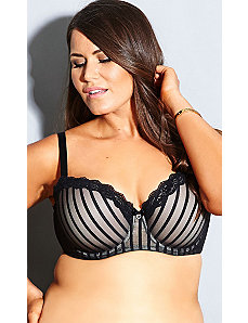 Fifi Contour Bra by City Chic