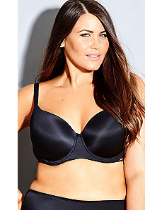 Smooth & Chic T-Shirt Bra by City Chic