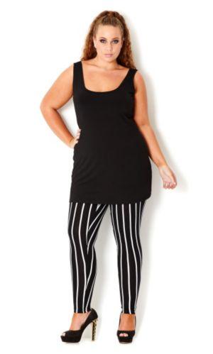 Stripey Legging