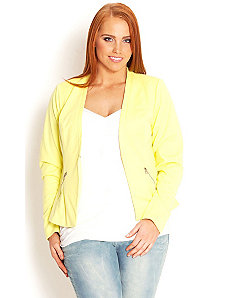 Miss Zesty Jacket by City Chic