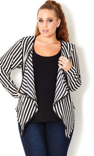 Super Stripe Jacket
