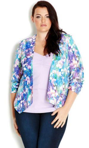 Monet Garden Jacket