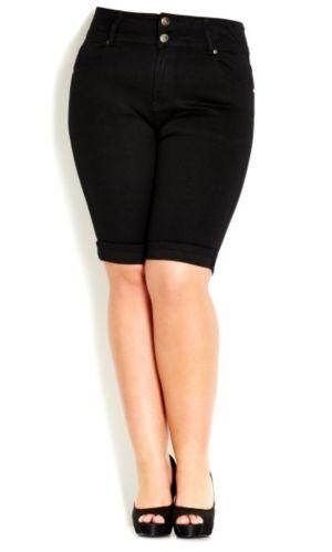 Hourglass TDF Shorts - Black