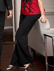 Sophie pinstripe trouser