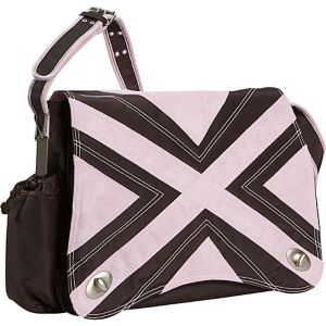 Hannah's Messenger Diaper Bag