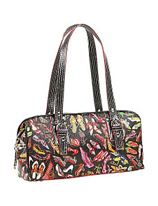 Stepping Out EW Satchel by Sydney Love