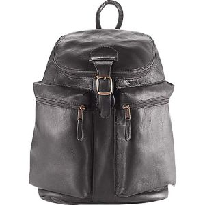 Zip-Top Backpack