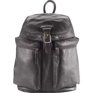 Zip-Top Backpack
