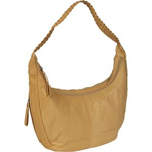 Flash Back E/W Double Top Zipper Satchel