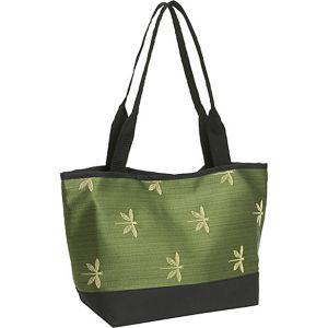 Baby Bag Tote Dragonfly Jade