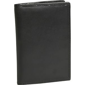 RFID Blocking Leather Passport Case