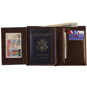 European Passport Wallet