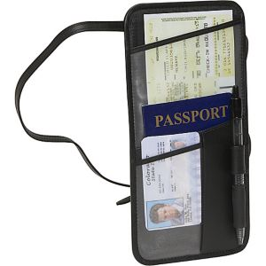 Hanging Security Passport Case
