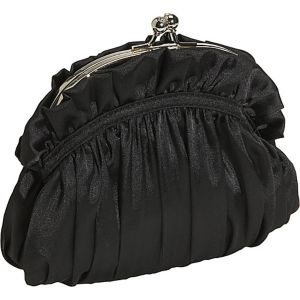 Silk Satin Clutch Bag